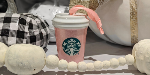 Starbucks Has Released Their 2020 Ornaments | Perfect Gift For Starbucks Lovers