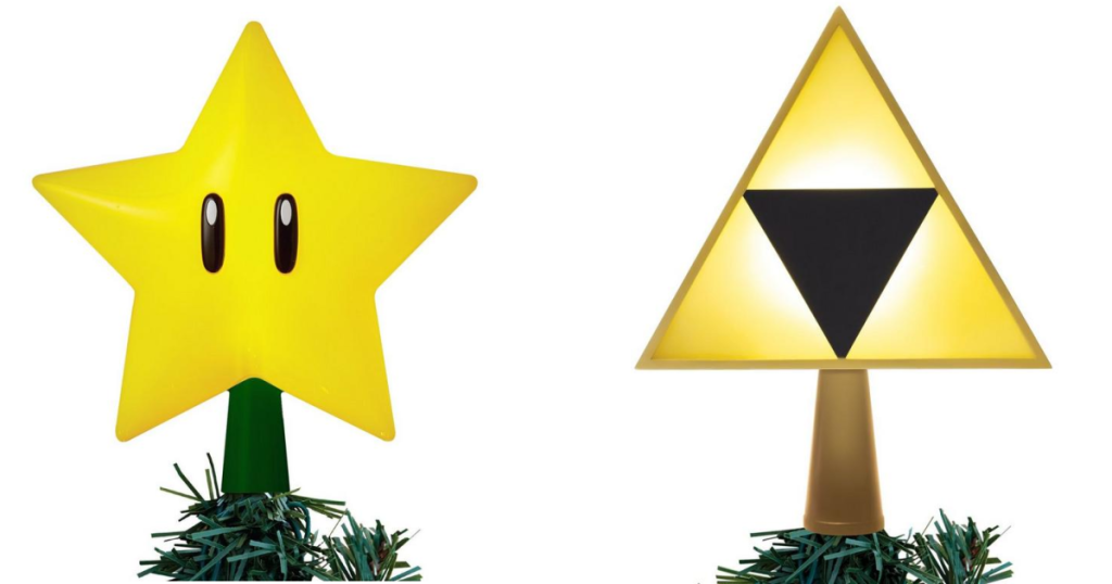 bright star tree toppers