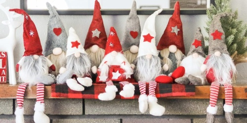 Festive Swedish Gnome Dolls Only $10.99 Shipped | 8 Style Choices