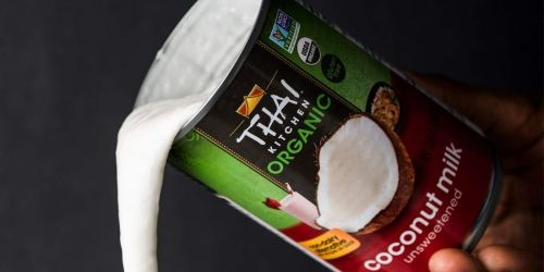 Thai Kitchen Organic Coconut Milk 6-Pack Only $8.54 Shipped on Amazon