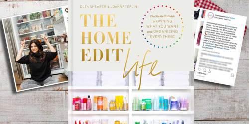 Rare $5 Off $20 Book Purchase on Amazon | Save on The Home Edit, Magnolia Table, Classics & More