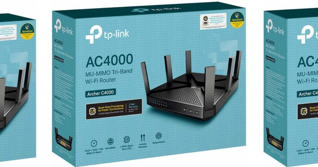 tp-Link-AC4000