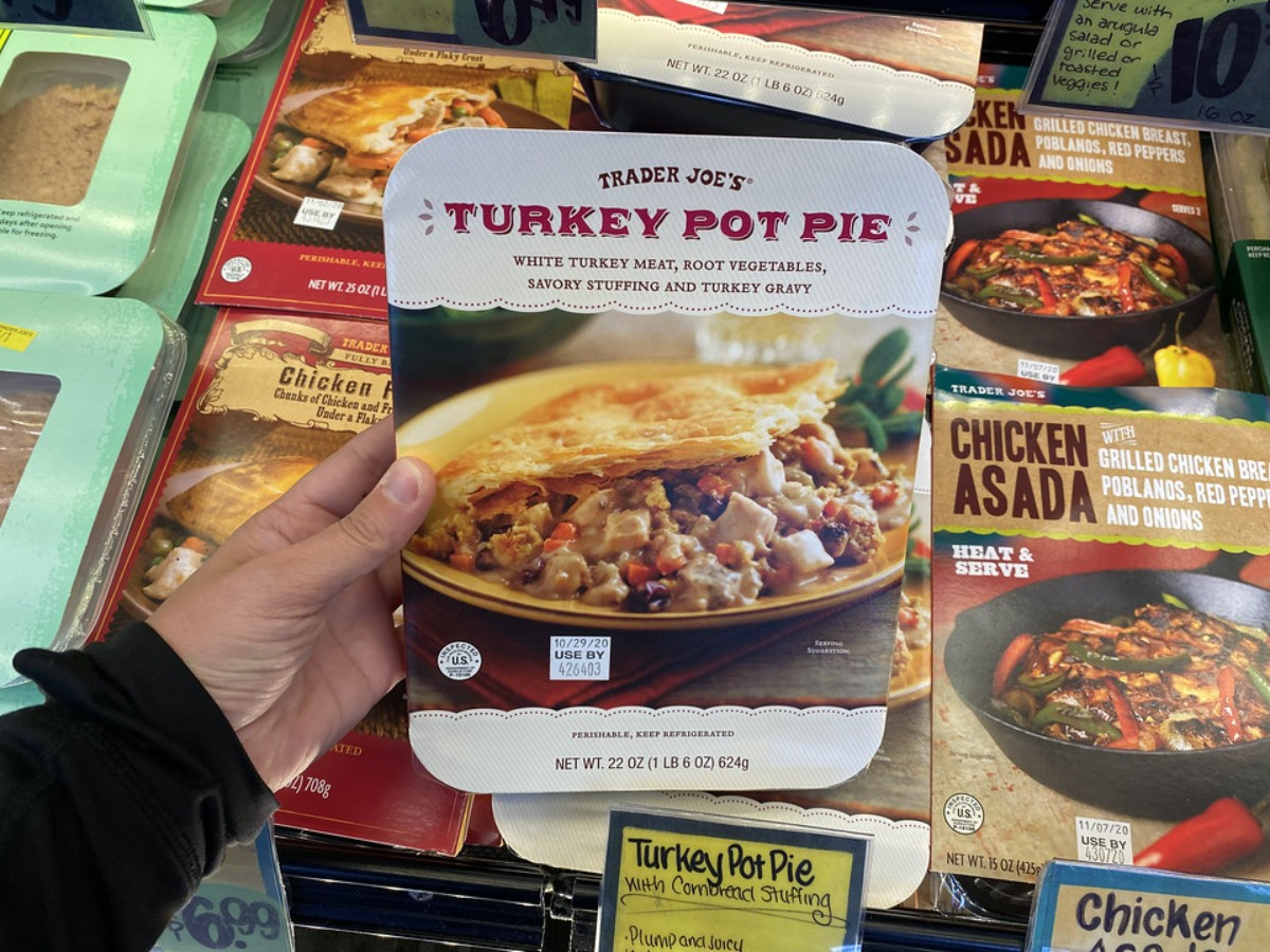 20 Best Trader Joe S Thanksgiving Foods To Buy This Season Hip2save