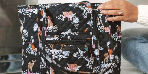 Vera Bradley Grand Tote Bag Only $38 Shipped (Regularly $95) + More Black Friday Deals