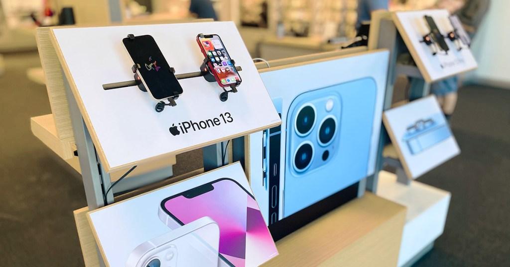 apple iphone13 display at verizon