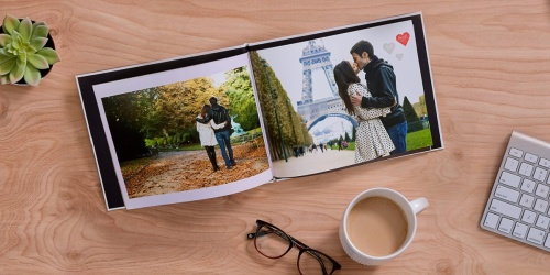 Custom Photo Books from $7.49 (Regularly $30) + Free Same-Day Pickup at Walgreens