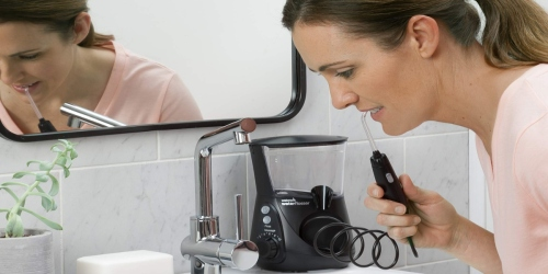 Waterpik Electric Water Flosser Only $39.93 Shipped on Amazon (Regularly $70) | Cyber Monday Deal