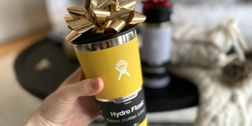 Hydro Flask Makes the Best Tumblers & Mugs + Black Friday Sale is Live (& We're Giving Away 15!)
