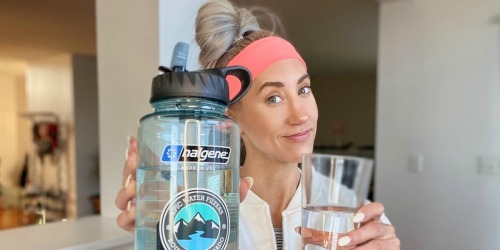 The Epic Nalgene OG is the Best Filtered Water Bottle & Makes an Awesome Gift (+ We've Got a Deal!)