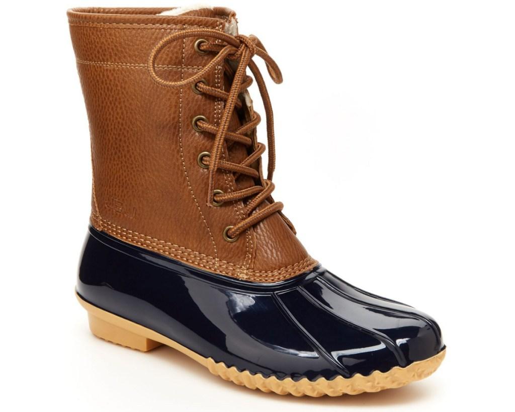 JBL womens duck boots