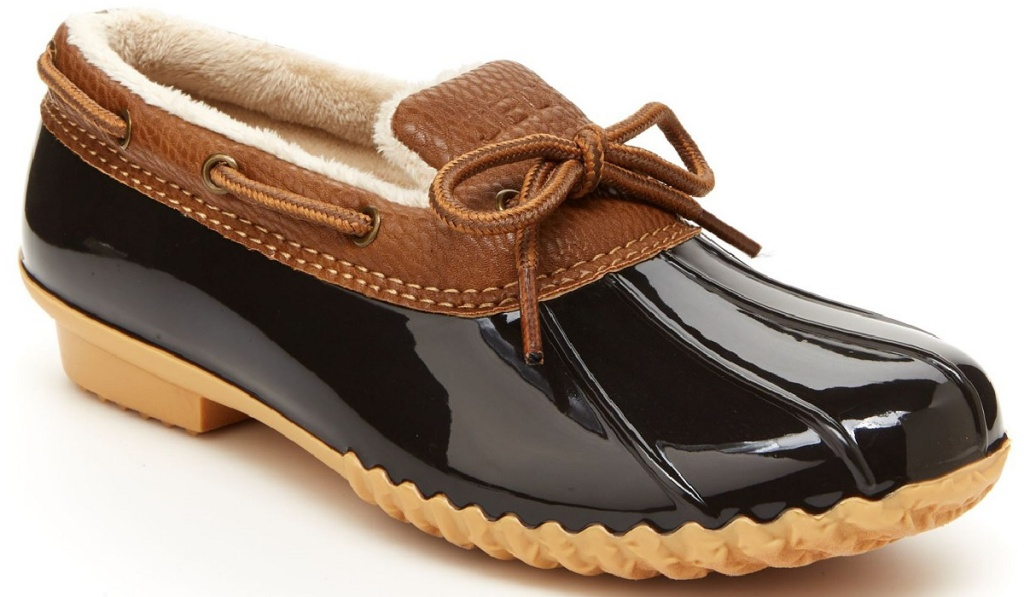 JBL womens duck shoe