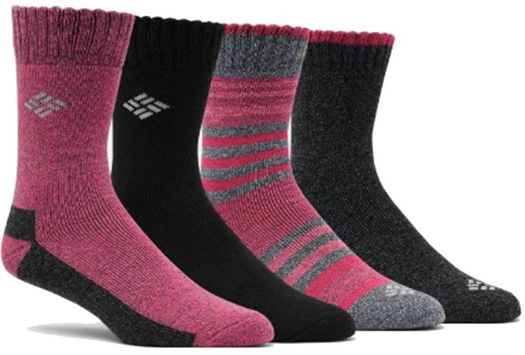 fun warm socks 4 pack
