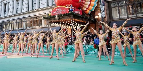 The Rockettes Are Giving FREE Virtual Dance Lessons This Hoiliday Season