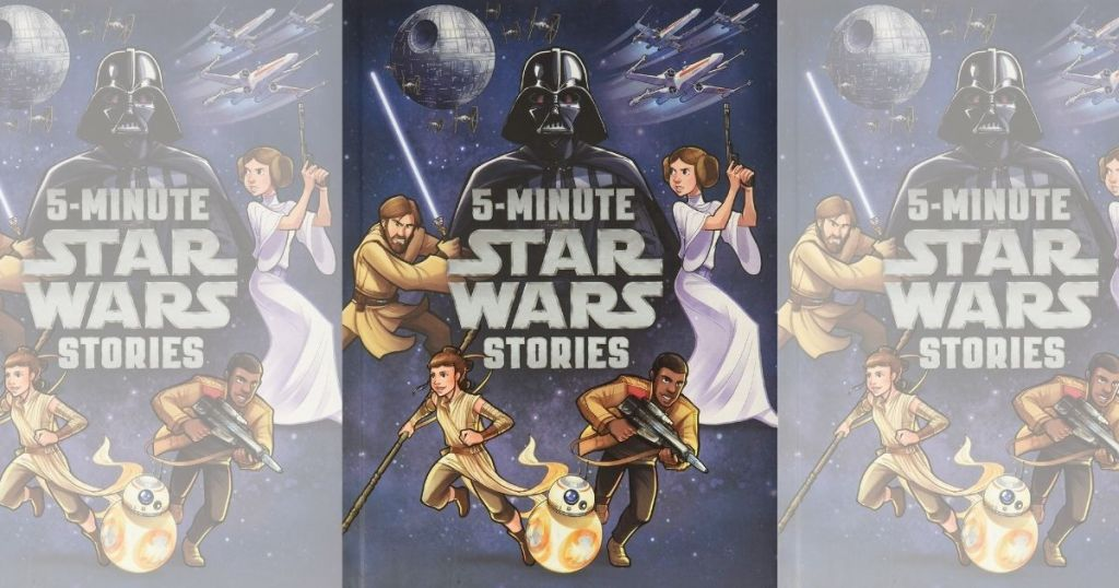 3 views of 5-Minute Stories Collection Star Wars