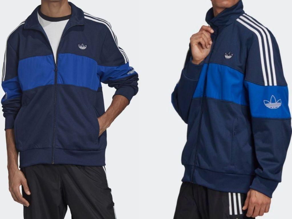 Jaket Track Pria Adidas