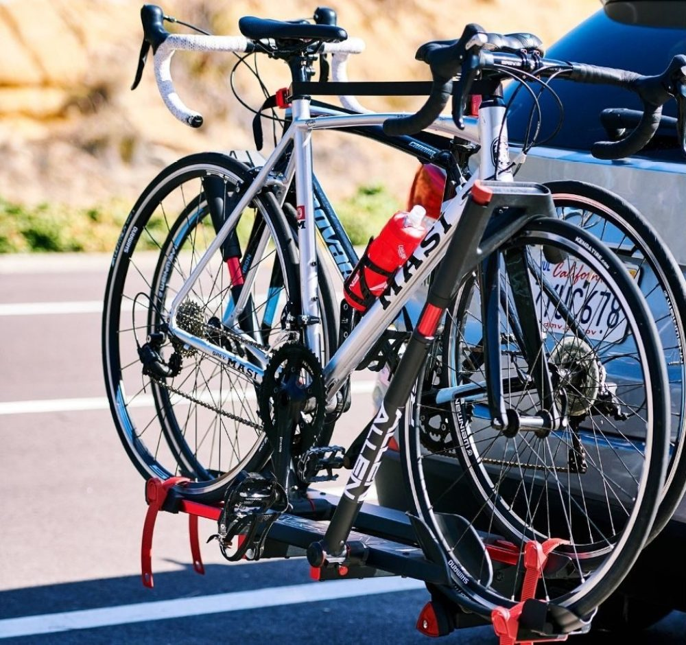 Allen Sports Premier Locking 2-Bike Tray Rack, Model AR200