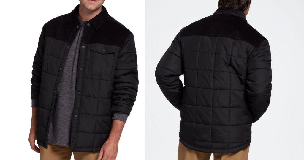front and back of Alpine Design Selfoss Jacket