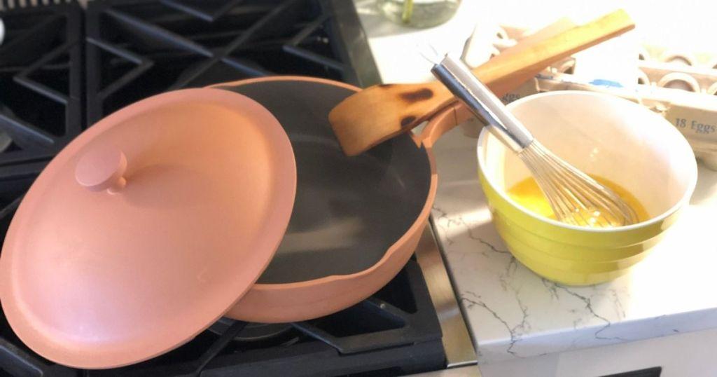 Always Pan Spice on stove