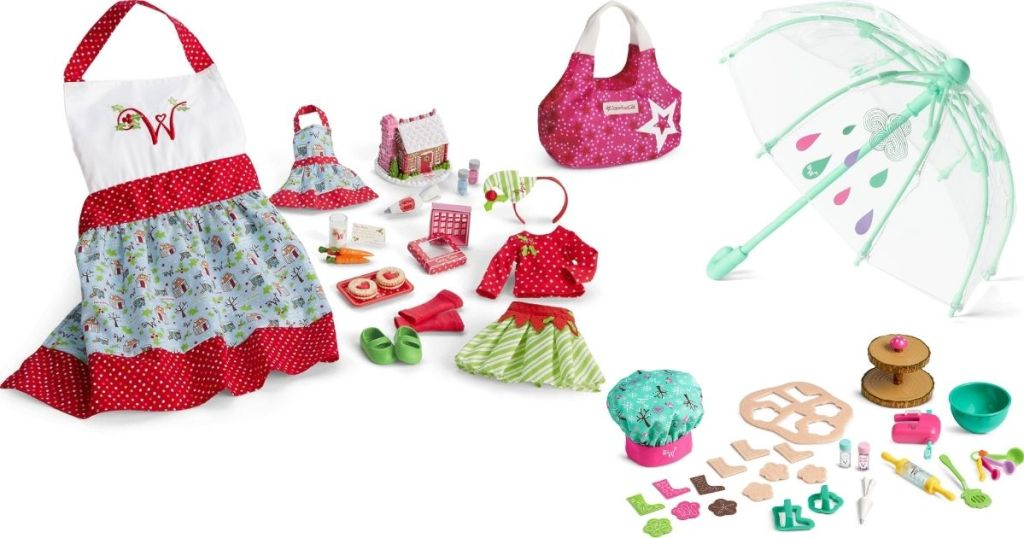 American Girl Play Sets and accessories