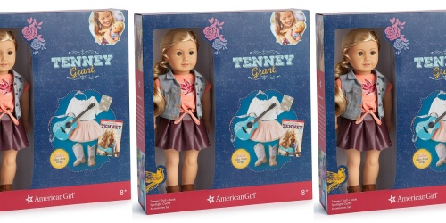 American Girl Tenney Doll & Accessory Set Only $139.99 on Zulily.com (Regularly $185)