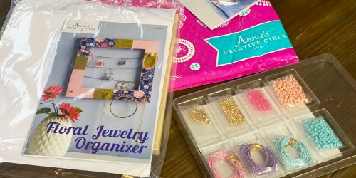 2 Annie's Craft Kits Under $10 Shipped | Fun Indoor Activity for Girls Ages 7-12