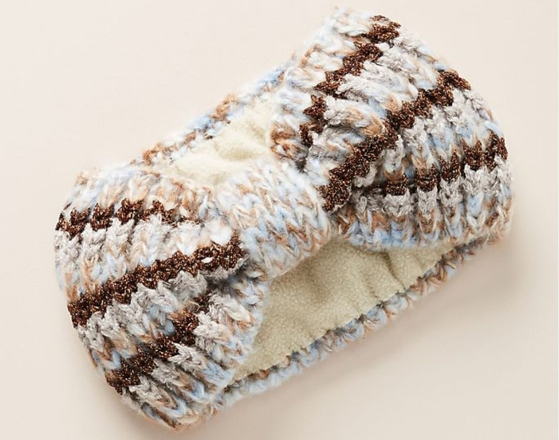 Anthropologie Ear Warmers