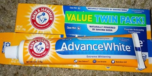 Arm & Hammer Toothpaste 2-Pack Only $2.84 Shipped on Amazon