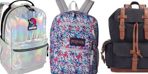 Up to 65% Off Jansport, Fortnite, & More Backpacks on Staples.com
