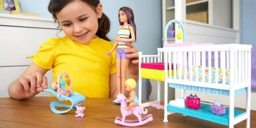 3 Barbie Playsets Only $40.47 Shipped on Target.com (Regularly $60)