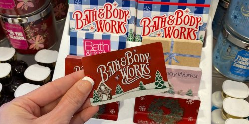 Bath & Body Works $50 eGift Card Only $42.50 on Kroger.com (Use for Candle Day This Weekend!)