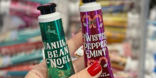Bath & Body Works Stocking Stuffers from $2 Each (Regularly up to $10.50) | Hand Cream, Lipgloss, Sanitizer & More