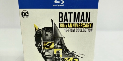 Up to 70% Off Movie Collections on Amazon | Batman, Chucky, The Hunger Games, & More