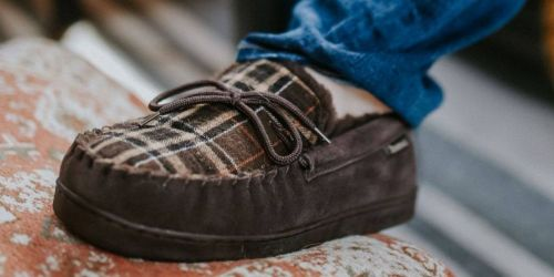 50% Off Slippers + FREE Shipping on DSW.com | Save on Bearpaw & Steve Madden