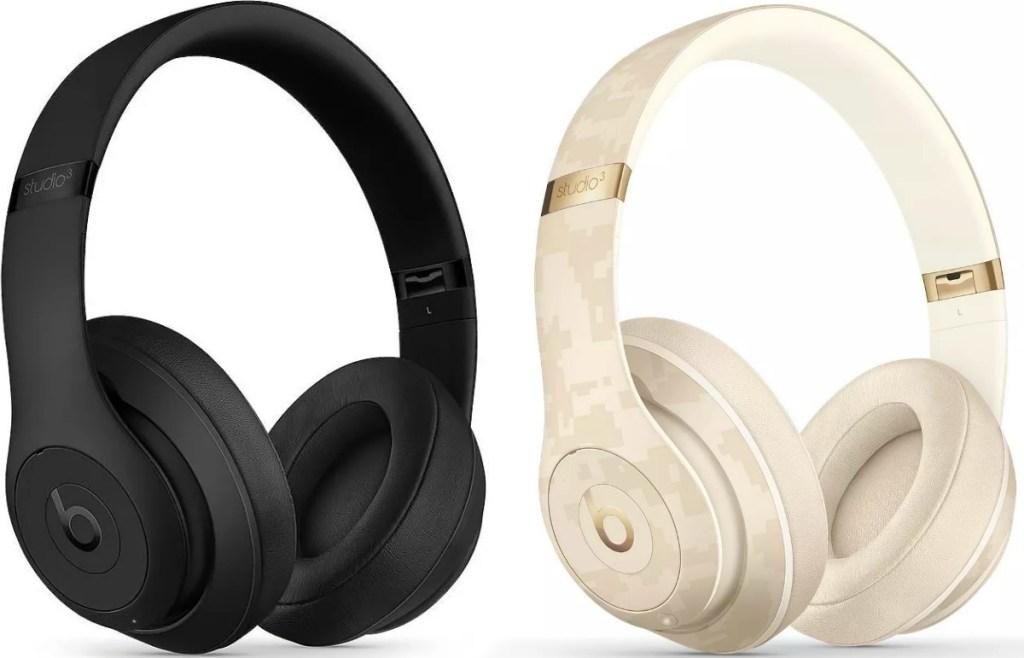 Two pairs of Beats Sudio3 Headphones