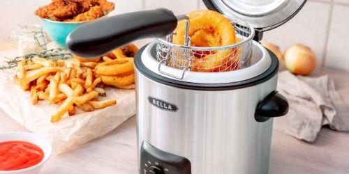 Bella Deep Fryer Only $19.99 on BestBuy.com (Regularly $30)