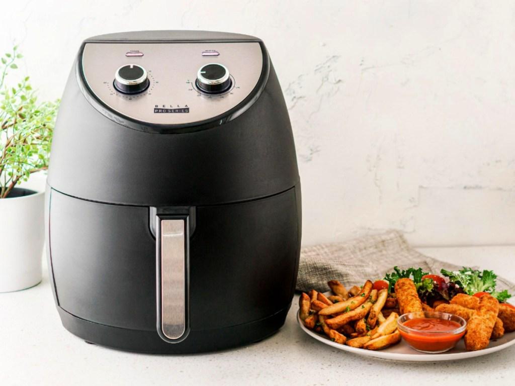 Bella Pro Series 4.2-Quart Air Fryer