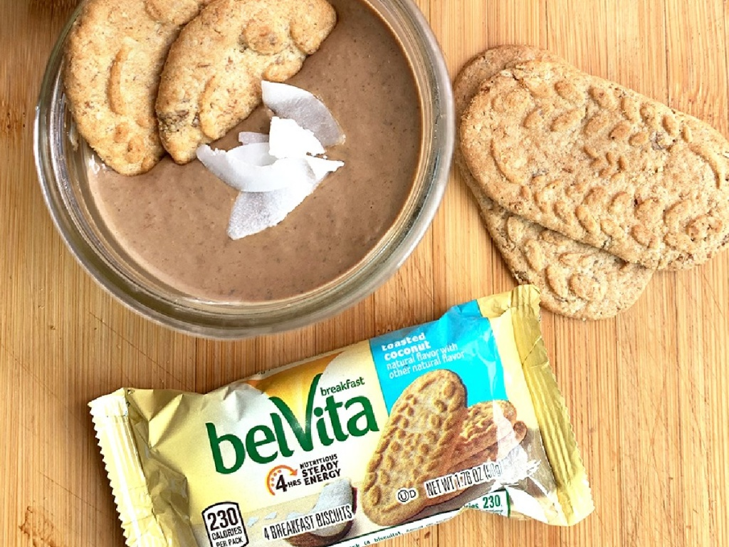 belvita toasted coconut
