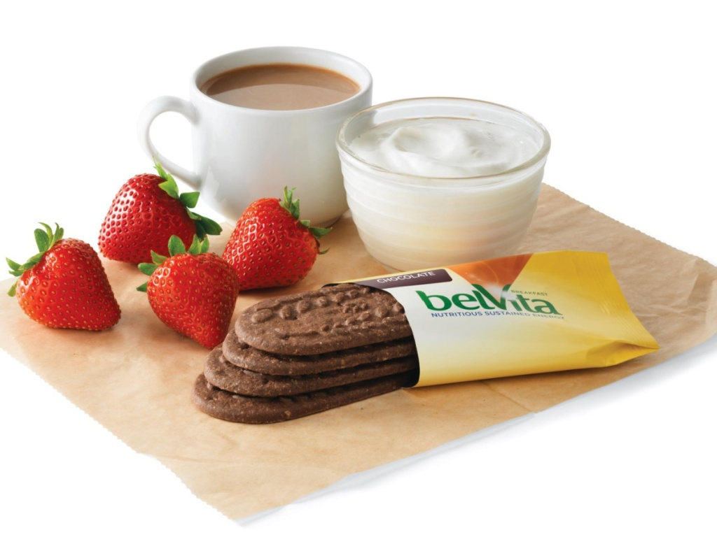 belvita chocolate
