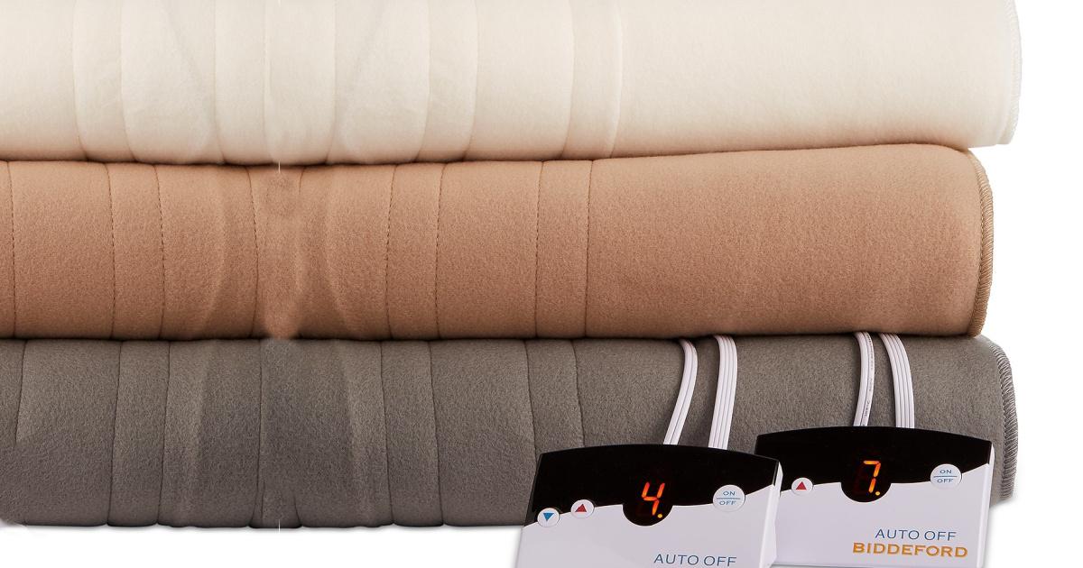 Biddeford Electric Blankets