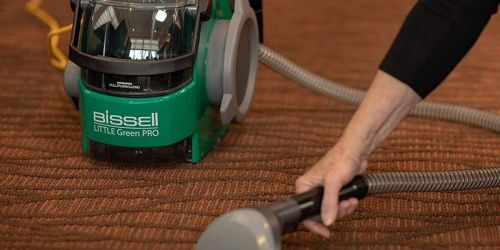 Bissell Commercial Little Green Pro Spot Cleaner Only $134.98 on Sam's Club (Regularly $225)