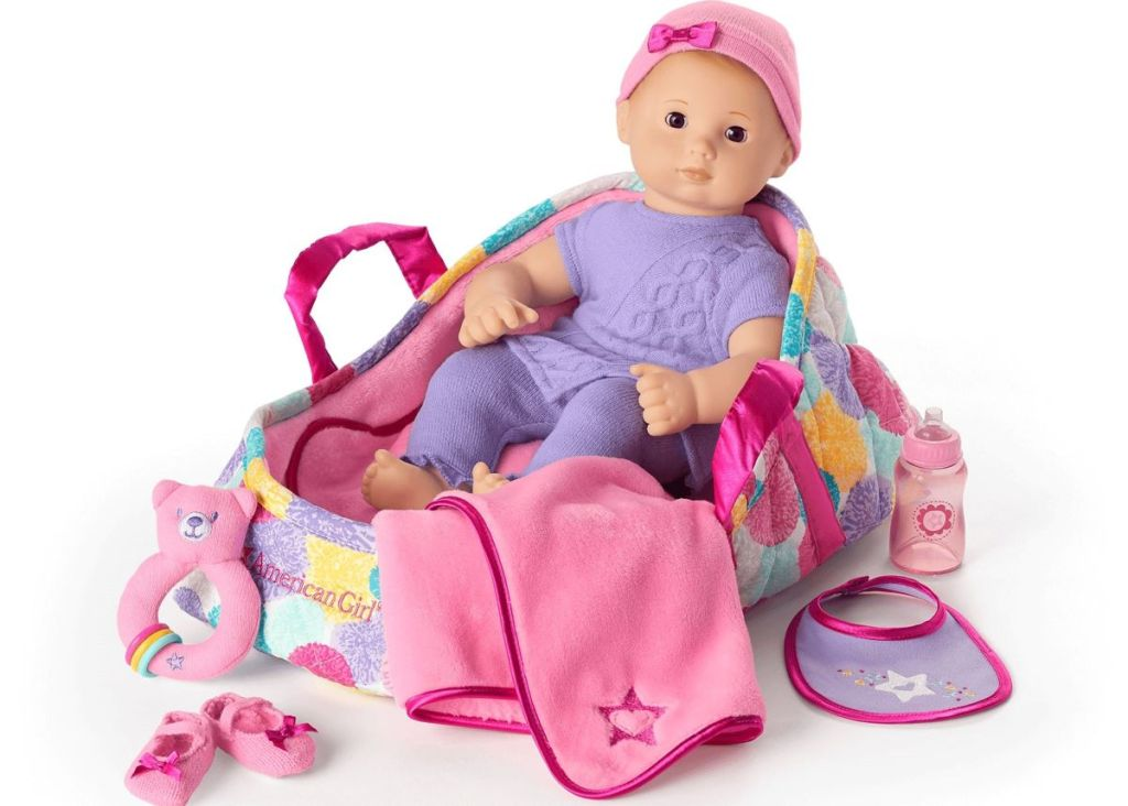 Bitty Baby Collection with accessories