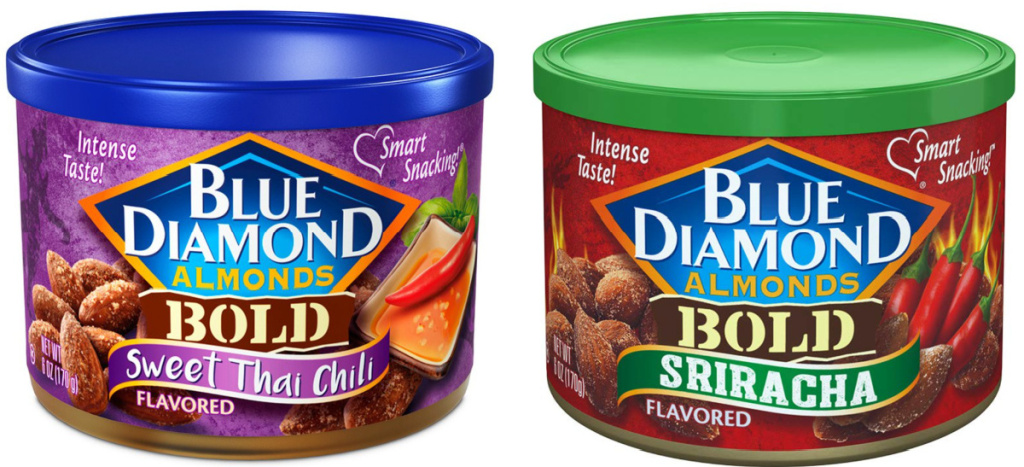 Blue-Diamond-Almond-Cans-1 sweet thai chili and sriracha