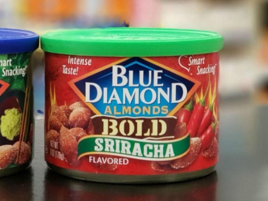 Blue Diamond Sriracha