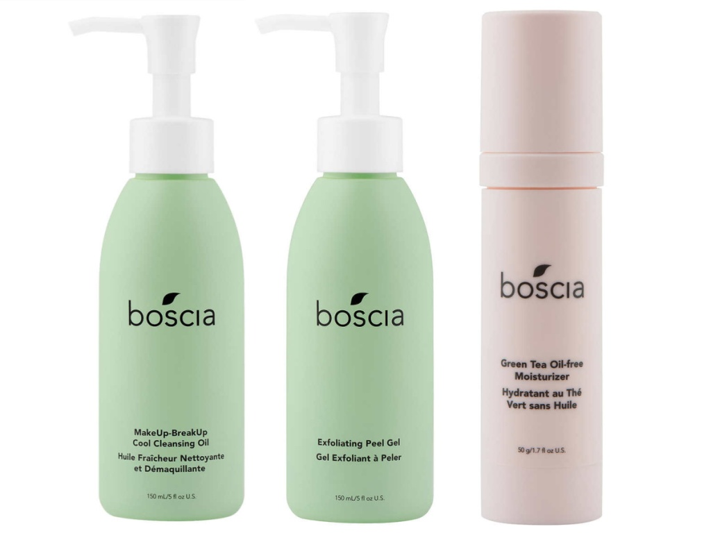 Boscia facial care