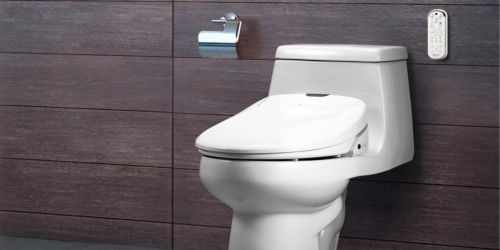 Up to $250 Off Electric Bidet Seats + Free Shipping on HomeDepot.com