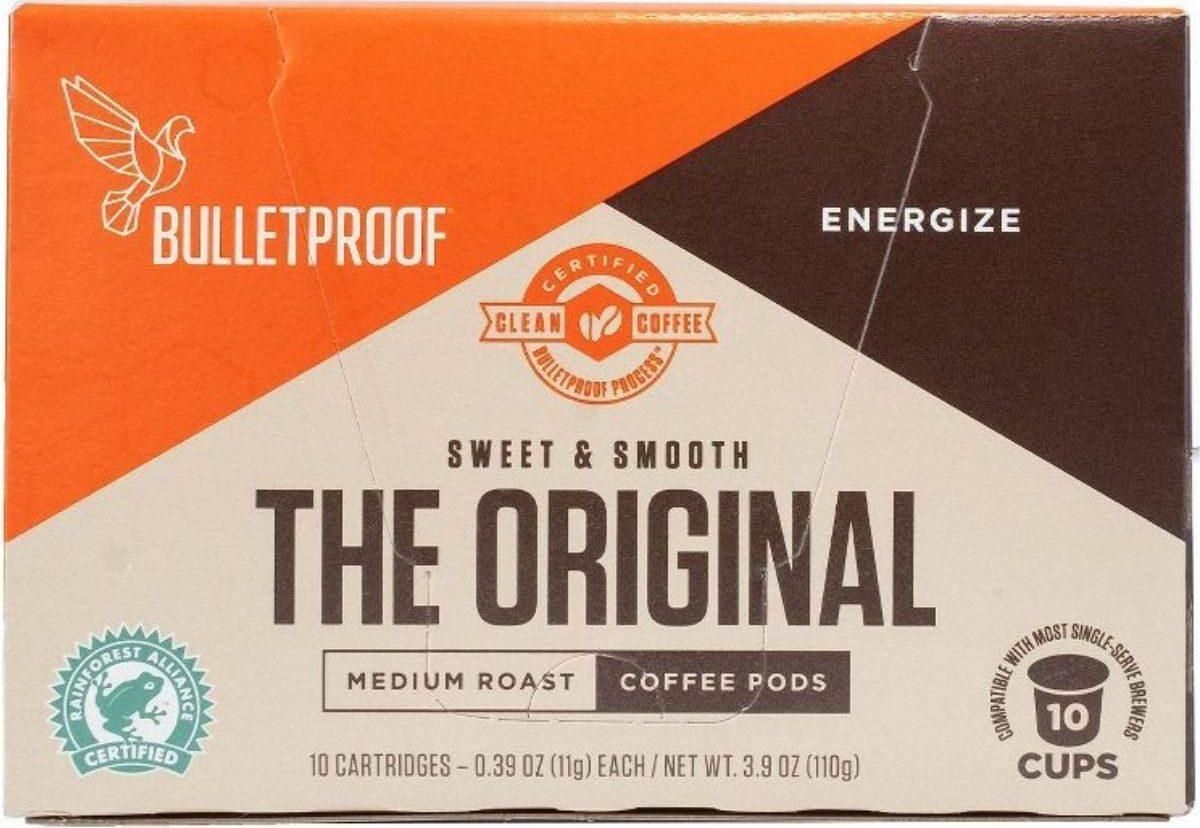 Bulletproof Coffee K-Cups