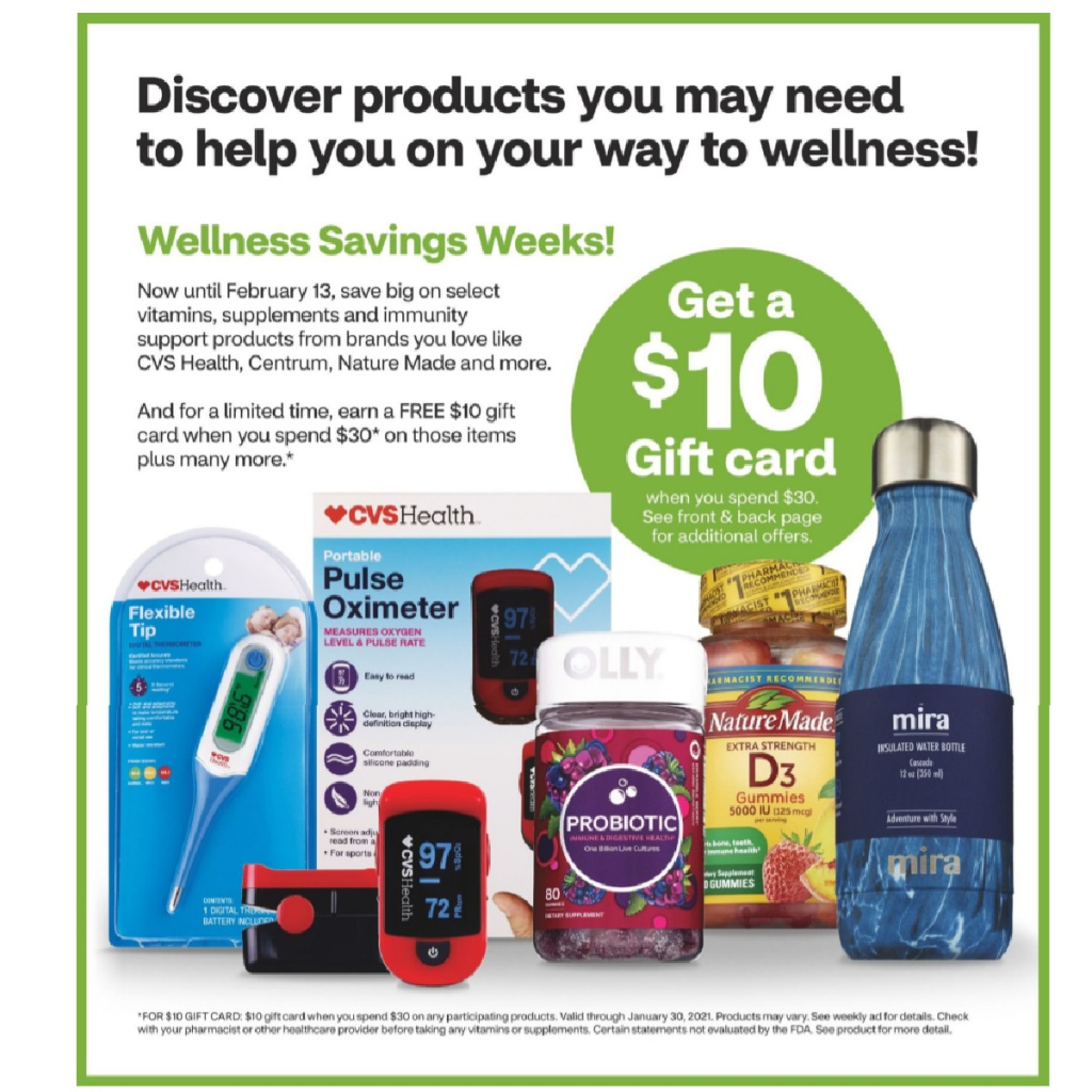 CVS Weekly Ad January 3rd - 9th Page 11