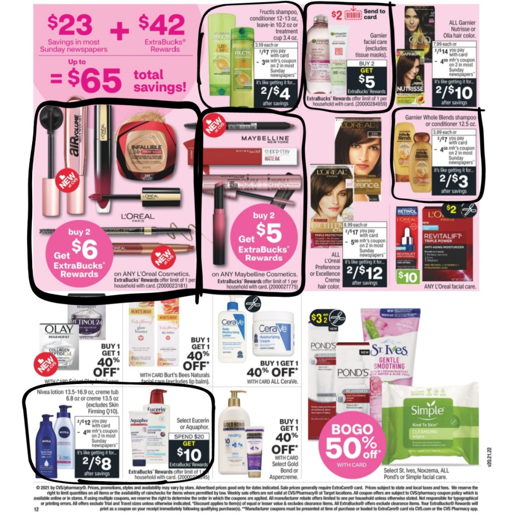 CVS Weekly Ad January 3rd - 9th Page 14