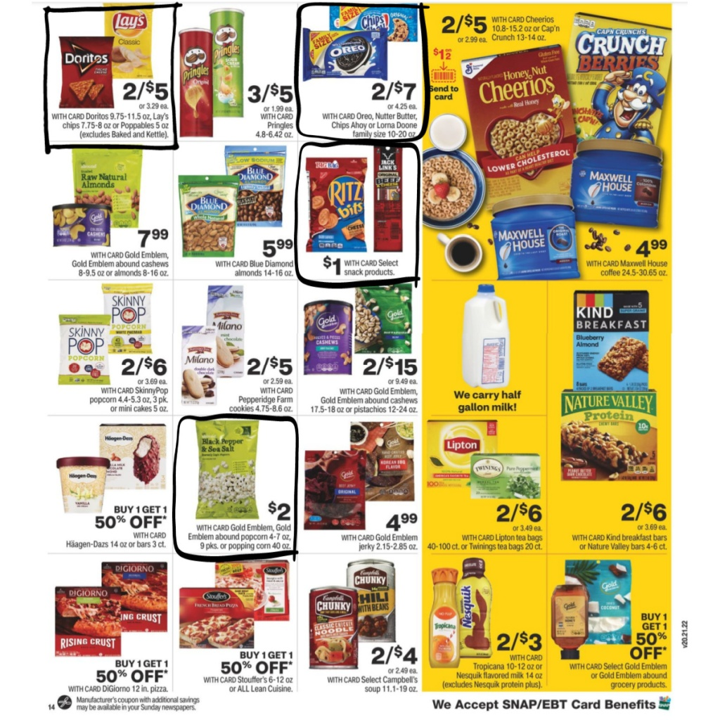 CVS Weekly Ad January 3rd - 9th Page 16