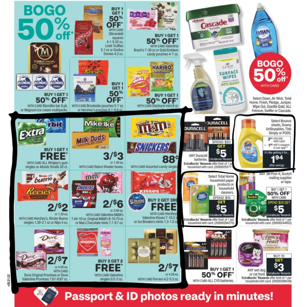 CVS Weekly Ad January 3rd - 9th Page 17